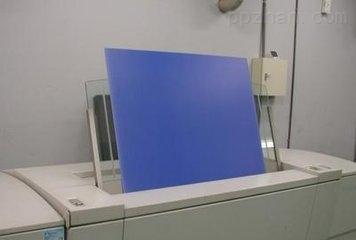 上尊TPD1300热敏CTP版自动冲版机
