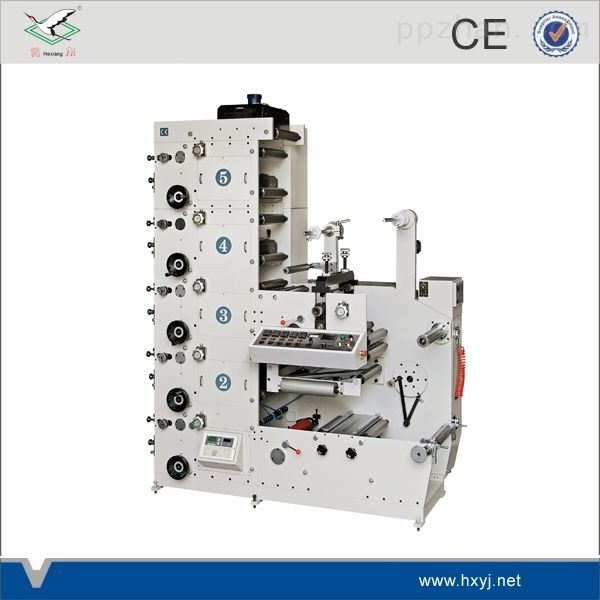ry-320柔版印刷机-柔版印刷机-供求商机-浙江鹤翔印刷