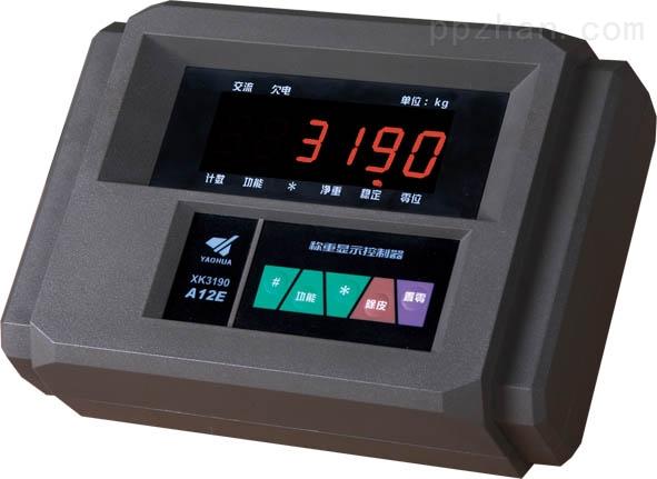 上海耀华xk3190-a12+ek称重控制仪表