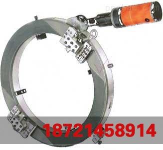管道坡口机,外钳式电动管子切割坡口机OCE-508