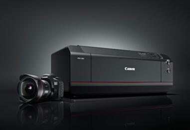 佳能幅面专业照片喷墨打印机