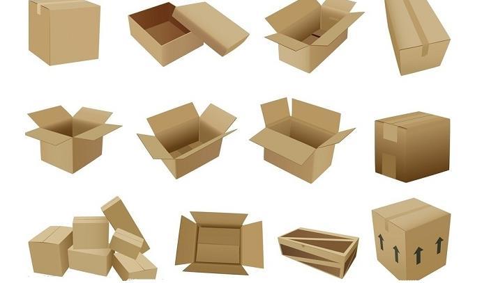 纸盒搭建步骤图