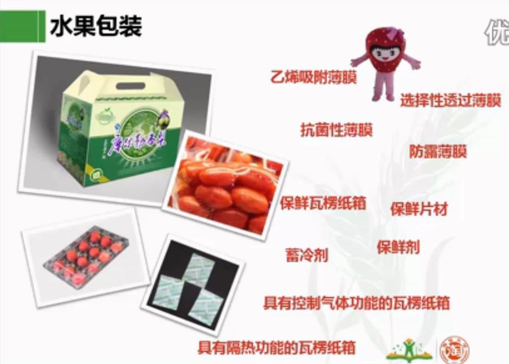 如何包装生鲜水果