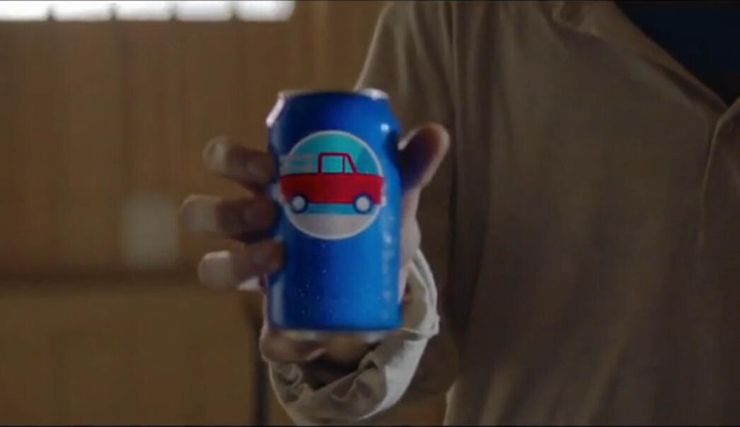 百事可乐表情包系列 让沟通