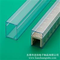 透明方管供应连接器包装管五金小配件料管