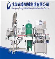 东泰机械DT-420酱体灌装机